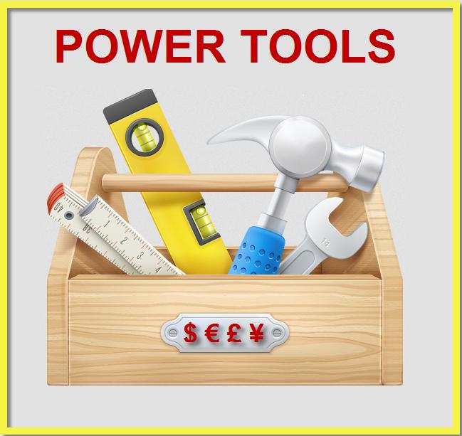 Power Tools Logo Big